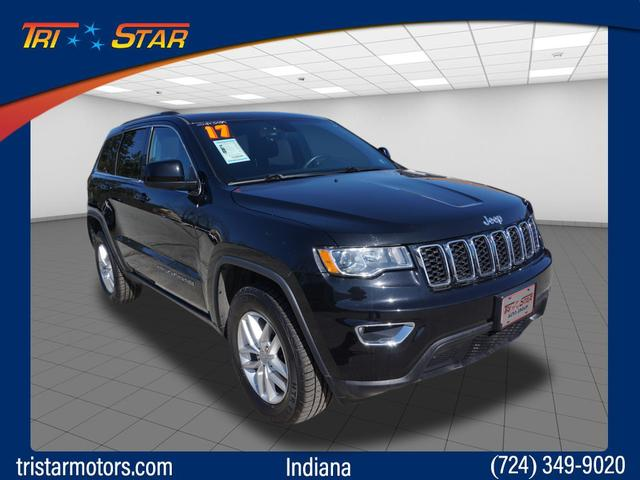 Pre-Owned 2017 Jeep Grand Cherokee Laredo