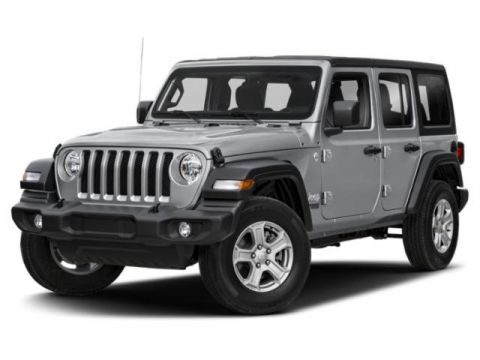 New 2020 Jeep Wrangler Unlimited Freedom
